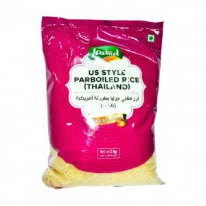 Ladiid US Style Parboiled Rice (Thailand)