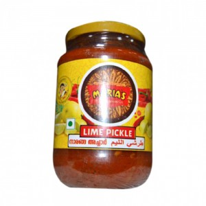 Marias Lemon Pickle