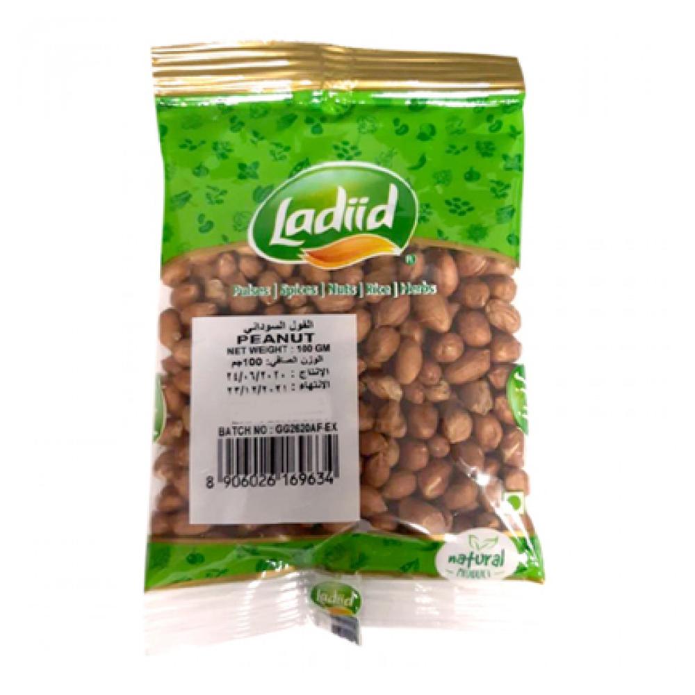 Ladiid Peanut With Skin