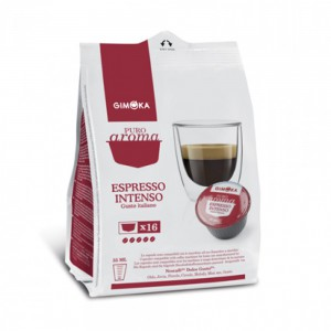 Gimoka Espresso Intenso Coffee Capsules
