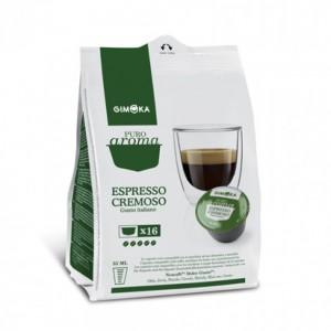 Gimoka Espresso Cremoso Coffee Capsule