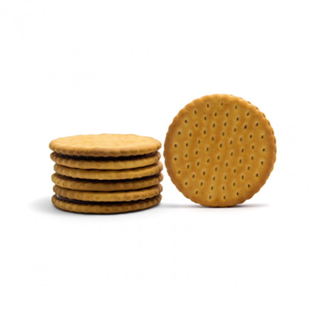 Gullon Mega Duo Choco Sandwich Biscuits (Red)
