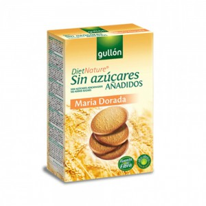 Gullon Sugar Free Maria Diet Nature Biscuits