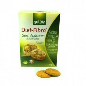 Gullon Sugar Free Diet-fibra Biscuits
