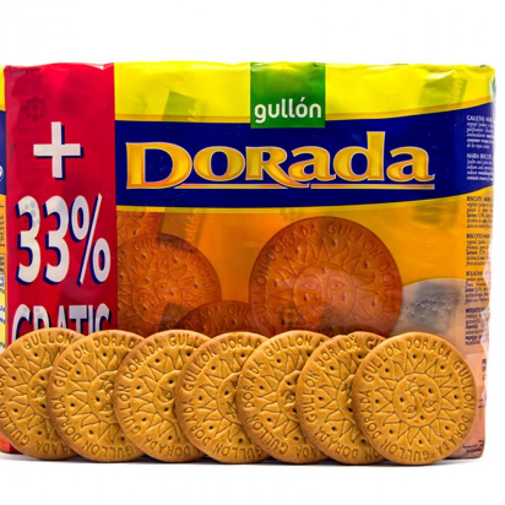 Gullon Dorada Biscuits