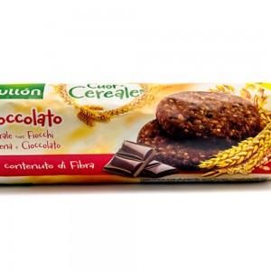 Gullon Cuor Di Cereale Chocolate & Cereals Biscuit High In Fibre
