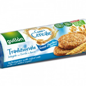 Gullon Sugar Free Cuor Di Cereale Tradizionale Biscuit (Blue)