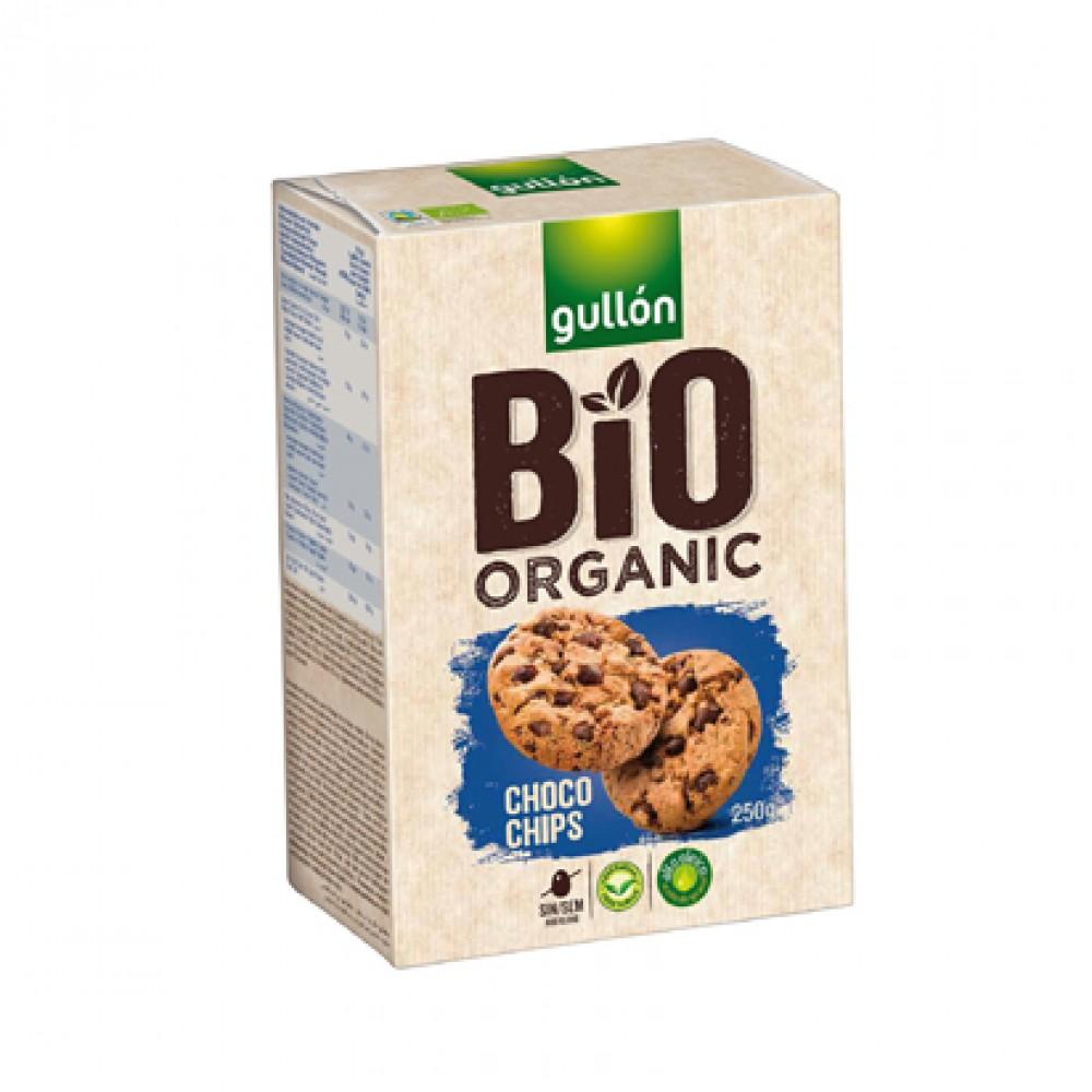 Gullon Bio Organic Chocolate Chip Biscuits