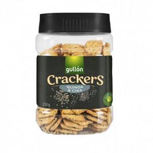 Gullon Crackers Quinoa & Chia