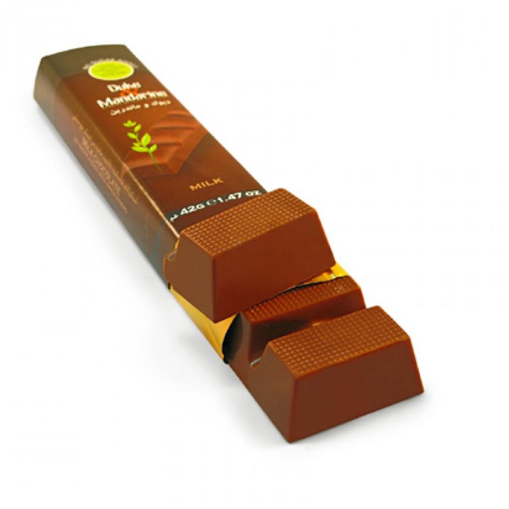 Duke & Mandarine Sugar Free Milk Chocolate Bar