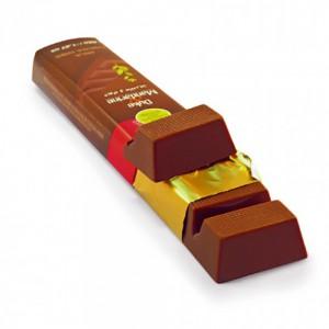 Duke & Mandarine Sugar Free Milk Chocolate & Cocoa Nibs Bar