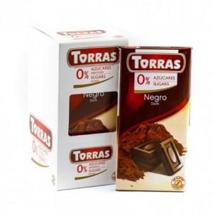 Torras Sugar Free Dark Chocolate Tablet