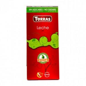 Torras Sugar Free Stevia Milk Chocolate