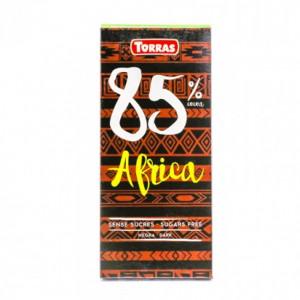 Torras Sugar Free Dark 85% Cocoa Tablet