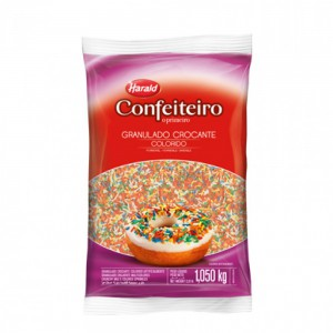 Harald Confeiteiro Crunch Multicolor Sprinkler