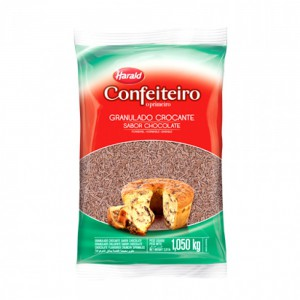 Harald Confeiteiro Crunch Chocolate Sprinkler