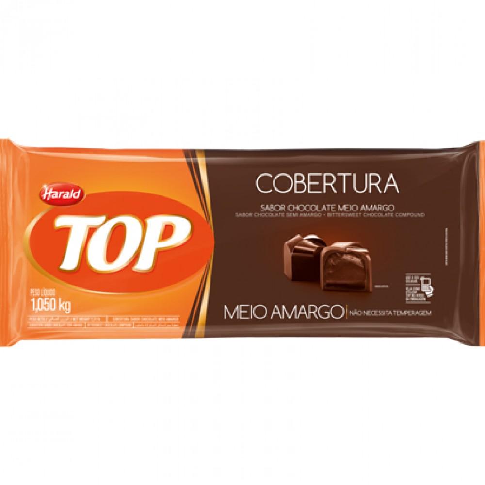 Harald Top Bitter Sweet Chocolate Block