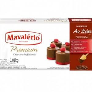 Mavalerio Premium Milk Chocolate Compound Coating