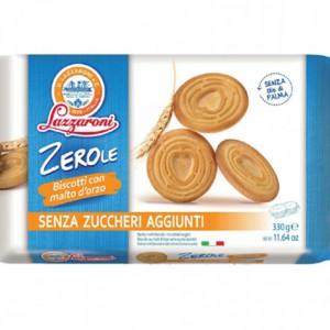 Lazzaroni Zerole Sugar Free Barley Malt Biscuit