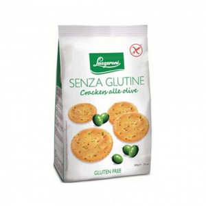 Lazzaroni Gluten Free Olive Cracker
