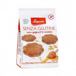 Lazzaroni Gluten Free Cookies With Yoghurt And Honey