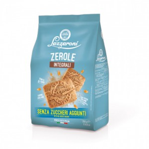 Lazzaroni Zerole Wholemeal No Added Sugar Cookies