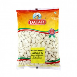 Datar Broad Beans (Lima Beans)