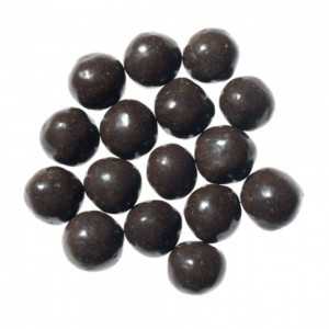 Mavalerio Choco Powder Ball Crispy Covered With Chocolate Compound
