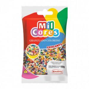 Mavalerio Mil Cores Rainbow Hard Sprinkles