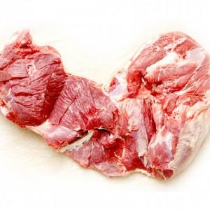 Indian Lamb/sheep Leg Bone-less (Fresh)