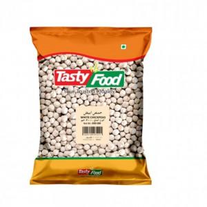 Tasty Food White Chickpeas