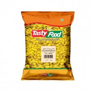 Tasty Food Yellow Masoor Dal