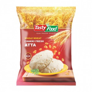 Tasty Food Chakki Fresh Atta