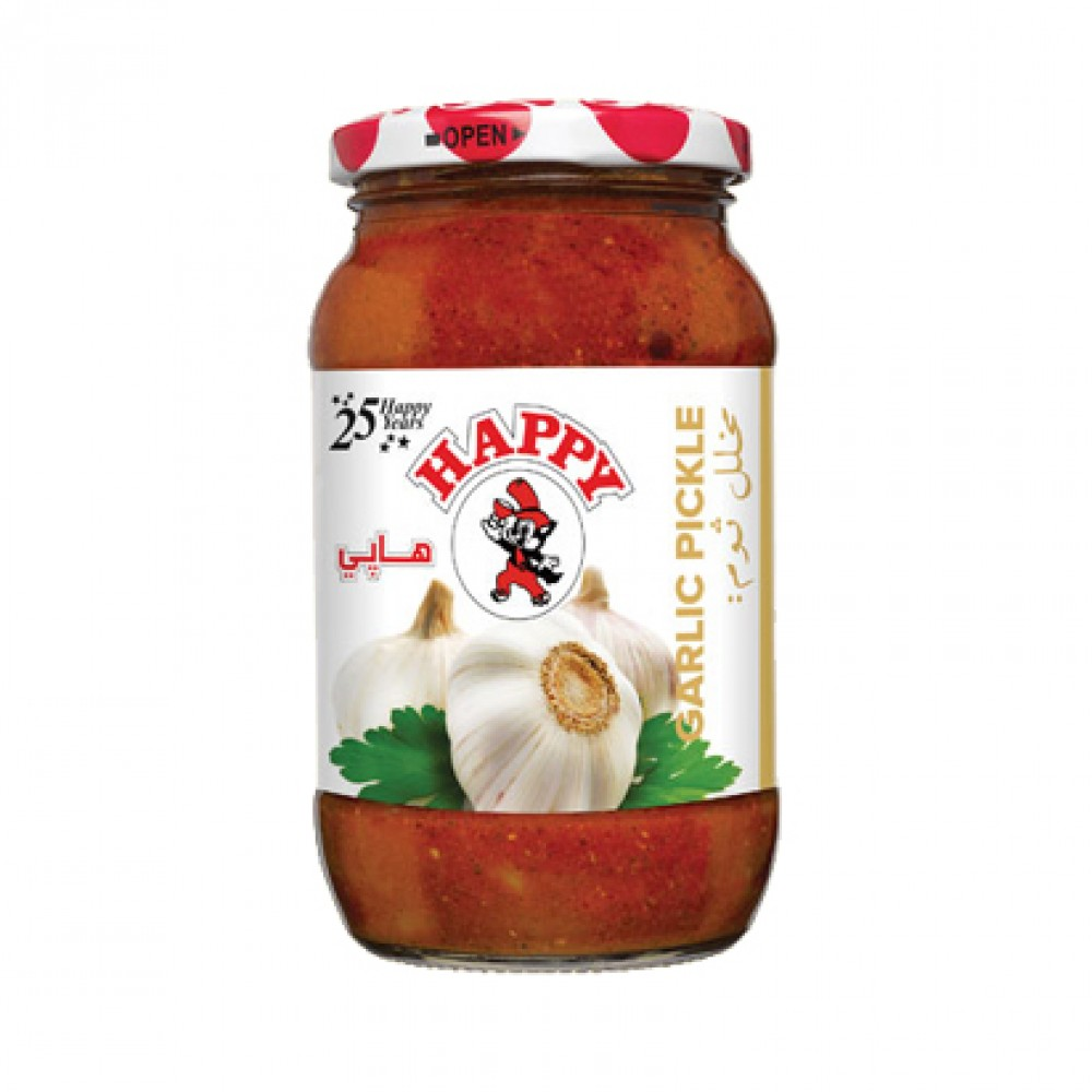 Happy Garlic Pickle