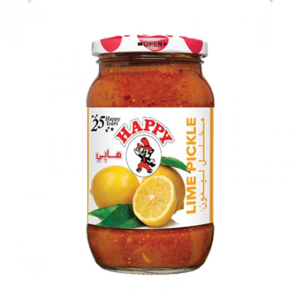 Happy Lime Pickle