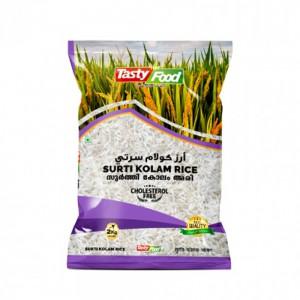 Tasty Food Surti Kolam Rice