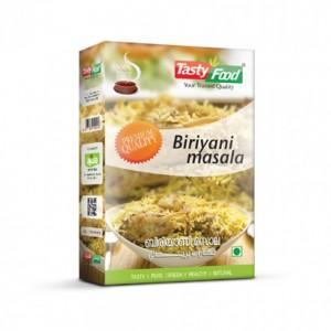 Tasty Food Biriyani Masala