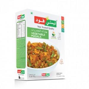 Tasty Food Vegetable Masala