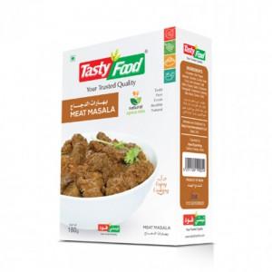 Tasty Food Meat Masala