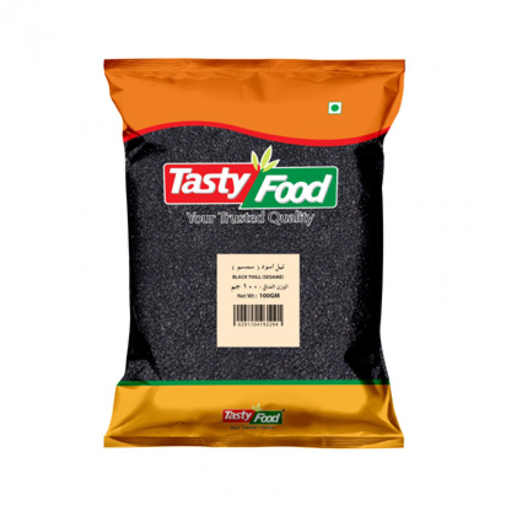 Tasty Food Black Thill (Sesame)