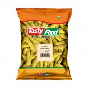 Tasty Food Finger Turmeric