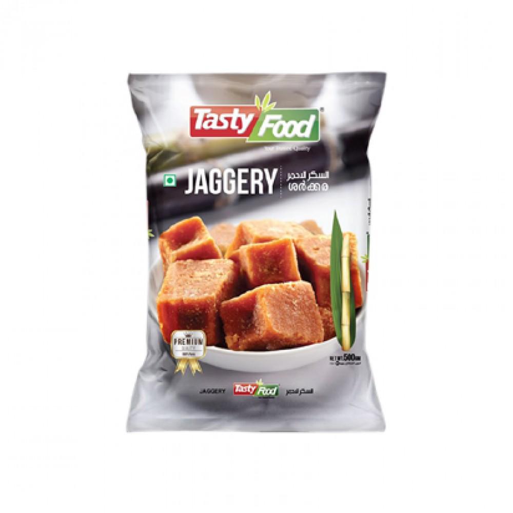 Tasty Food Jaggery Cube