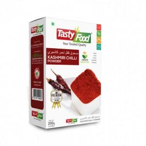 Tasty Food Kashmiri Chilli Powder Box