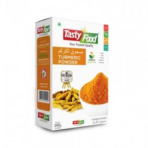 Tasty Food Turmeric Powder Box