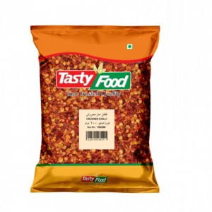 Tasty Food Crushed Chilli