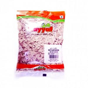 Hayyaf Rice Flakes Brown