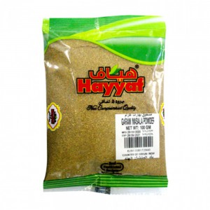 Hayyaf Garam Masala Powder