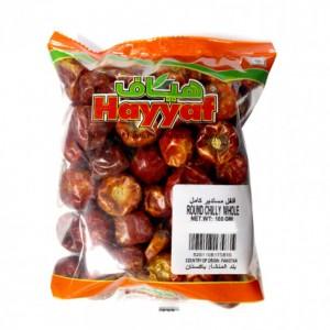 Hayyaf Round Chilli Whole