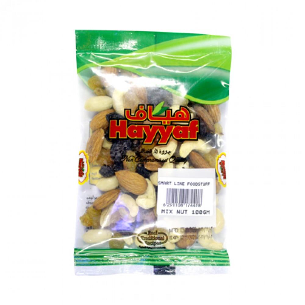 Hayyaf Mixed Nuts