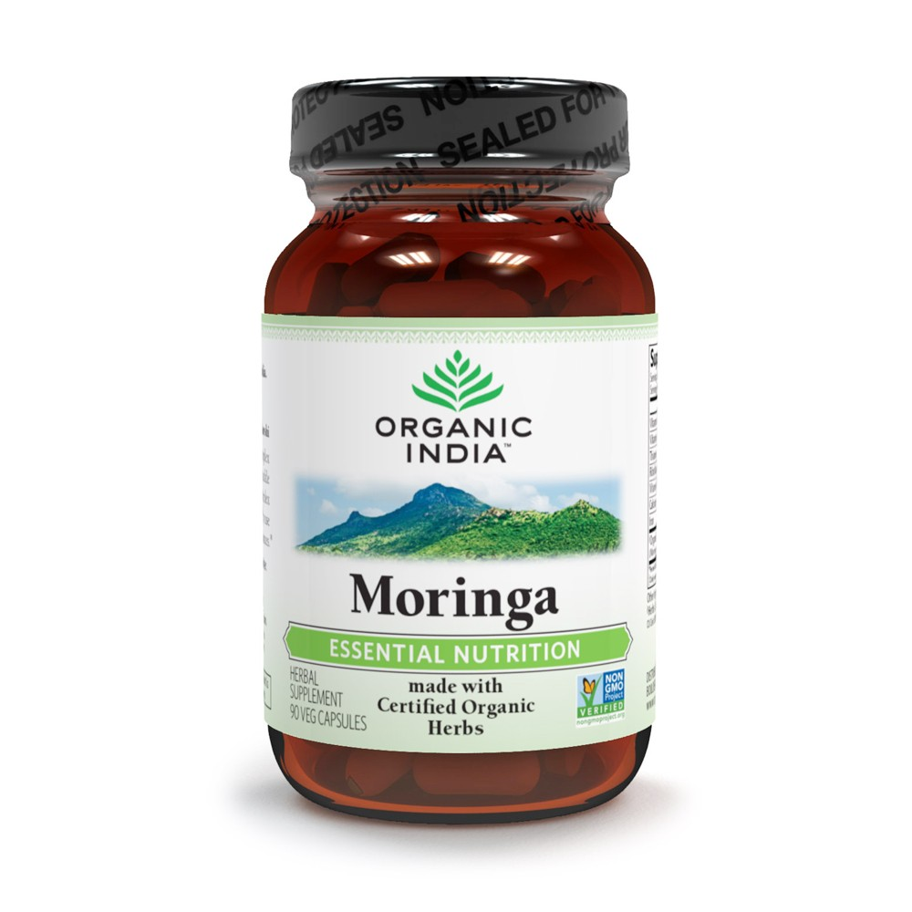 Organic India Moringa